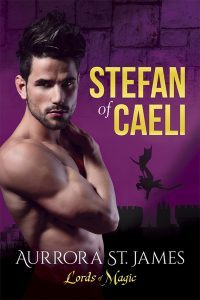 Stefan of Caeli by Aurrora St. James