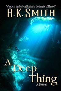 A Deep Thing by A. K. Smith