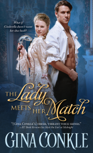 The Lady Meets Her Match by Gina Conkle
