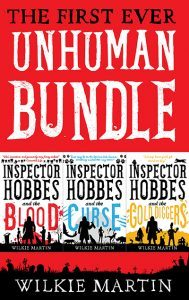 First Ever Unhuman Bundle by Wilkie Martin