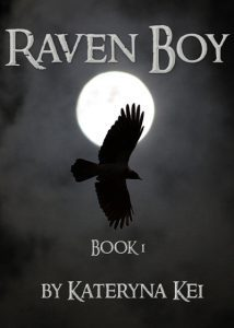 Raven Boy: Book 1 by Kateryna Kei