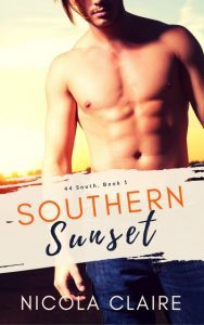 Southern Sunset by Nicola Claire