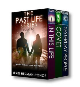 The Past Life Series by Terri Herman-Ponce